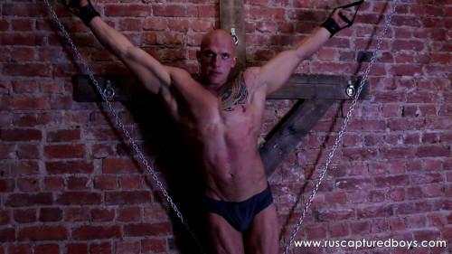 Gay BDSM RusCapturedBoys - Dangerous Beast as a Gift 3