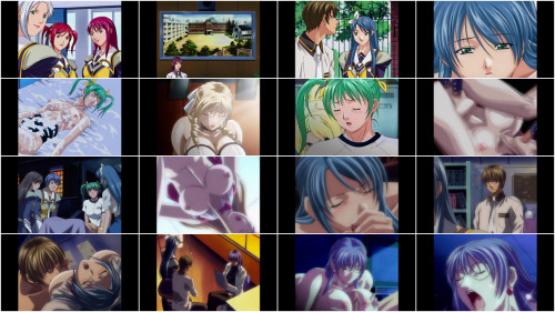 Anime and Hentai Discipline : The Hentai Academy