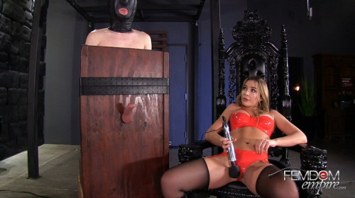 Femdom and Strapon FEmpire - Blaire Williams - Cum like a girl