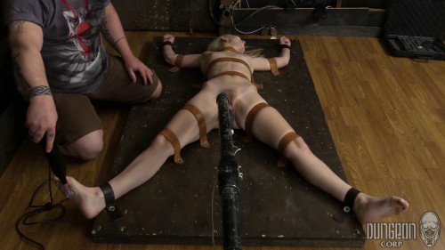 BDSM Lily in Bloom part 4