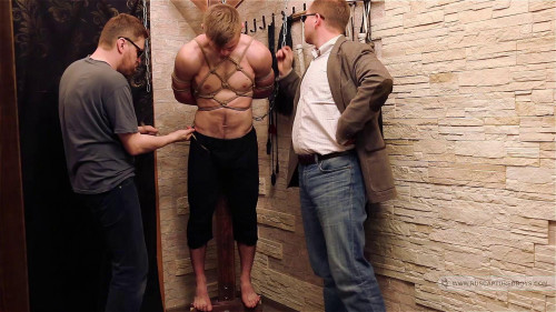 Gay BDSM Domestic slave Demyan - Part II