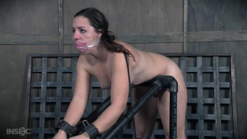 BDSM Blinded and Beaten Bad - Sasha