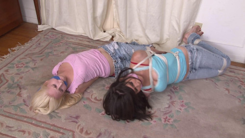 bdsm Bound and Gagged - Bondage Foes Part 2 - Odette Delacroix, Ashley Renee