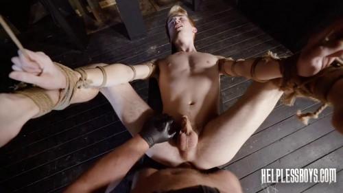 Gay BDSM Blondie Needs A Ride