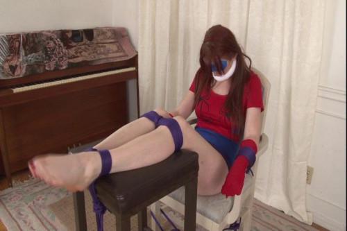 BDSM Bed Room Bondage Fetish part  2
