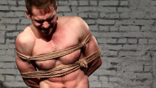 Gay BDSM Fighter Samvel