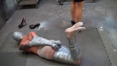BDSM Captive Of The Deranged Couple