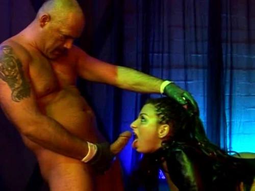 BDSM Fickstuten Hart Genommen