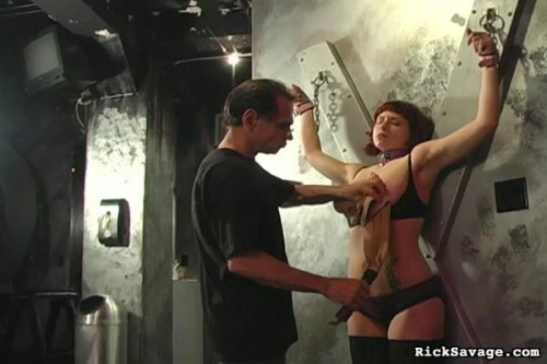 BDSM Ricksavage Gold Exclusive Perfect Hot Sweet Collection. Part 4.