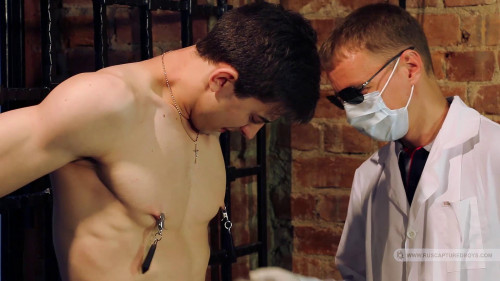 Gay BDSM RusCapturedBoys - The Cheated Patient - Part II