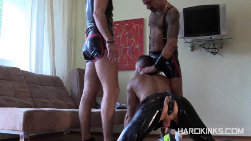 Gay BDSM Berlin Extreme