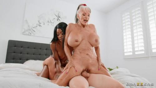 Sally DAngelo, Nicole Kitt - MILF Bed and Breakfast (2021)