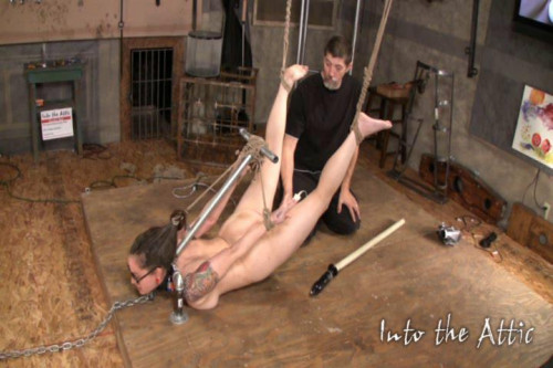 BDSM Into The Attic Vip Magic Mega Wonderfull Sweet Collection. Part 4.