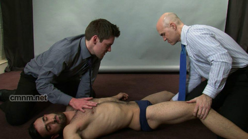 Gay BDSM CMNM - Jamie
