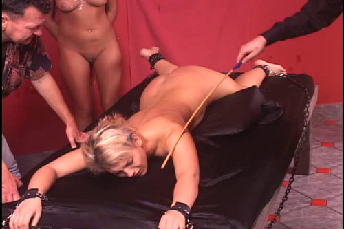 bdsm Discipline in Russia Part 2 - Klafelin Scene 2