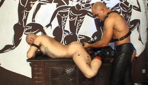 Gay BDSM Boots and Bondage