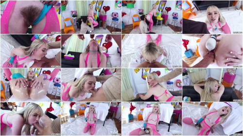 Anal Lilly Bell - Lilly Gets Dicked Down 1080p
