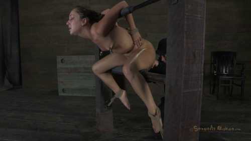BDSM Little Princess Ass Fucked and Put in her Place-rough bdsm porn