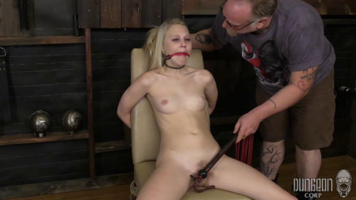 BDSM Lily in Bloom part 1