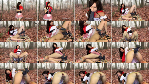 Fisting and Dildo Little Red Riding Hood