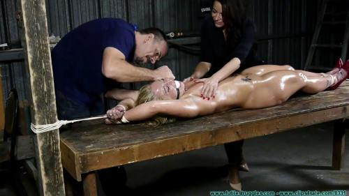 BDSM Fun Turns into Punishment for Adara - Pt 1