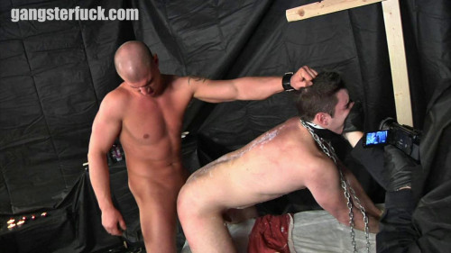 Gay BDSM Johnni Matthews