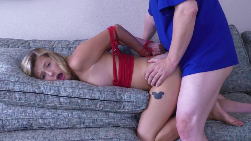 BDSM Carolina Sweets Bought and Fucked - Full HD 1080p