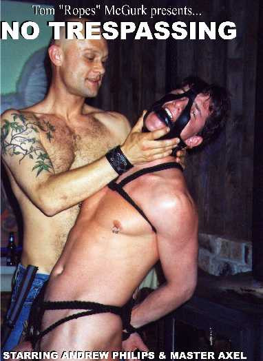 Gay BDSM No Trespassing
