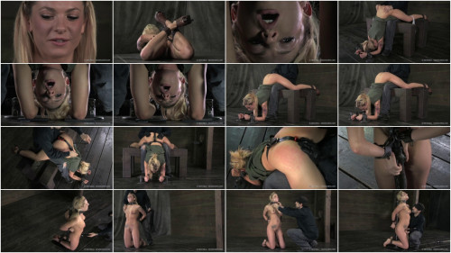 bdsm Bailey Blue Sealed Shut Slut