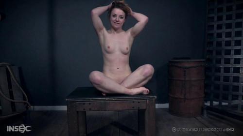 BDSM Kate takes an intense beating