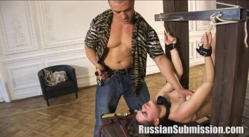 BDSM New Excellent Gold Sweet Cool Collection Russian Submission. Part 2.
