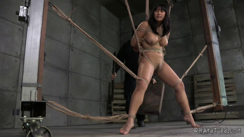 BDSM First Bdsm For Cute Asian Slave
