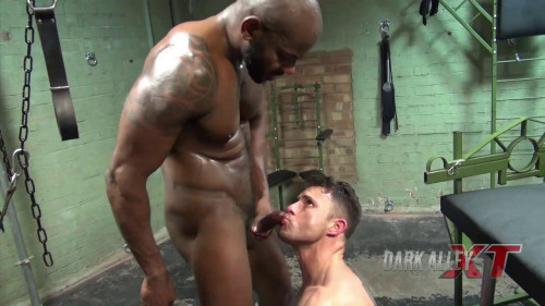 Gay BDSM DarkRoom - Savagely Fucked - Rodrigo Beckman & James Castle - December 13, 2015