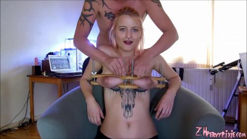 BDSM Pixie Tits torture