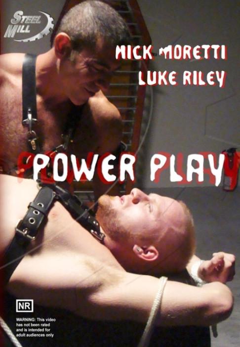 Gay BDSM Power Play