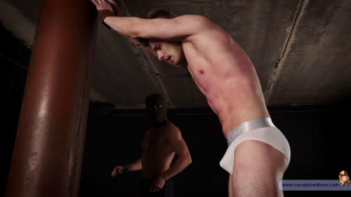 Gay BDSM Underwear Model Dima - Part II
