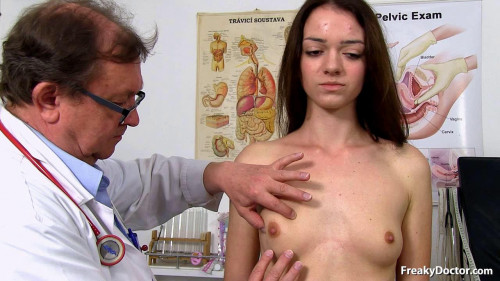 Sex Machines Atena (18 years girls gyno exam)