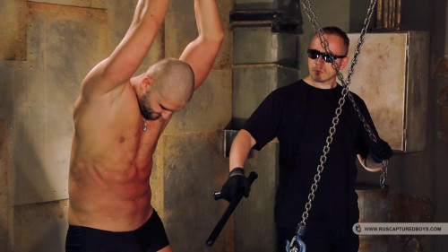 Gay BDSM The Guy Caught on the Street Part Two (2015)