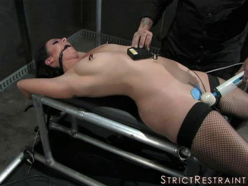 BDSM Gold Perfect Beautifull Unreal New Hot Collection Strict Restraint. Part 2.