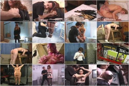 BDSM Ricksavage Gold Exclusive Perfect Hot Sweet Collection. Part 3.