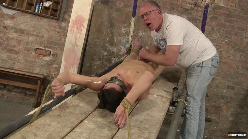 Gay BDSM The Master Wants That Cum