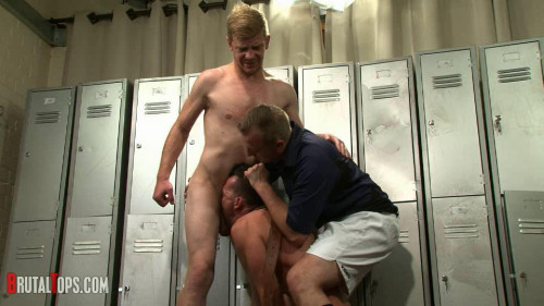 Gay BDSM Master Derek and Master Edward part2