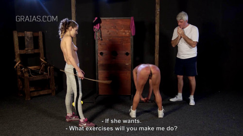 BDSM Graias The Coach (Part 1)