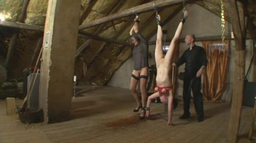 BDSM Der Schwarze Dorn -  Training School