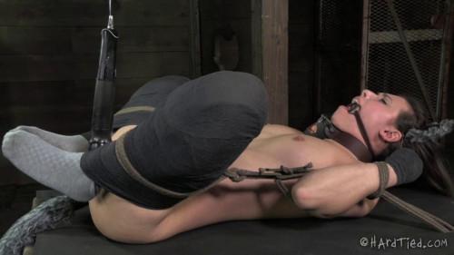 BDSM HardTied Casey Calvert Cyd Black In Heat