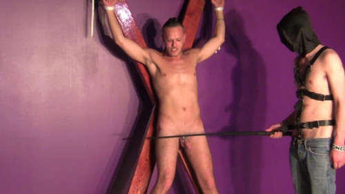 Gay BDSM Humiliated Part 1 scene 7