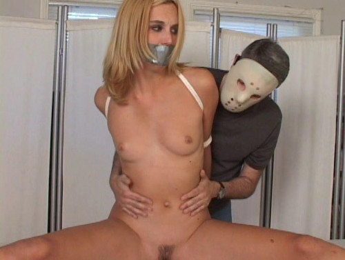 BDSM Bound and Gagged 20
