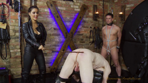 Femdom and Strapon Full Magic Cool Perfect Sweet Collection Dominatrix Annabelle. Part 3.