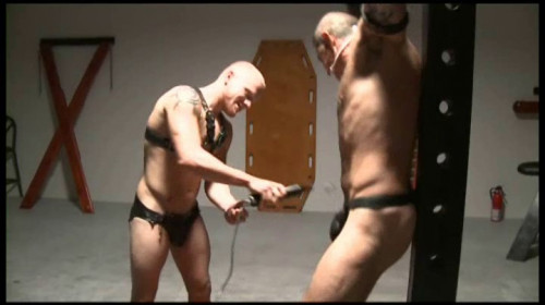 Gay BDSM Power Play