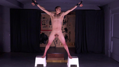 Gay BDSM Jared - Just Deserts - Part 7